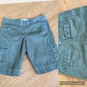 Eddie Bauer shorts 100% cotton size 10